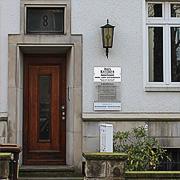 Eingang Anwalstskanzlei Kassner